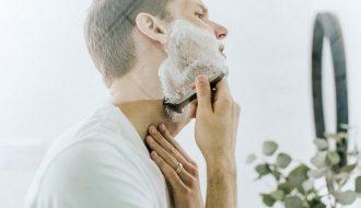 mydło do golenia